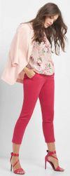 Брюки ORSAY Розовый 356159