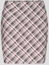 Юбка ORSAY Серый в клетку 745118 orsay