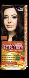 Краска для волос, ACME Рябина Avena, 100 мл., 142 - Черный шоколад