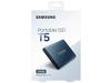 cumpără Hard disk extern Samsung Portable SSD T5 MU-PA250B/WW Blue în Chișinău