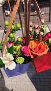 купить Подарочный набор: книга + цветочная корзина+ именная открытка! в Кишинёве