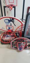 Щит баскетбольный + кольцо + сетка + мяч 60х44 см Spartan 1181 (3962)