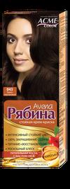 Vopsea p/u par, ACME Рябина Avena, 100 ml., 043 - Castaniu închis