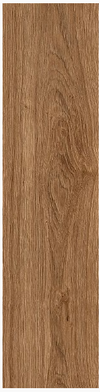 Керамогранитная плитка WOOD BROWN 15X90 CM