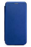 купить Чехол Flip Case Screen Geeks Xiaomi Redmi Note 9, Dark Blue в Кишинёве
