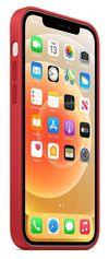 купить Чехол для смартфона Helmet iPhone 12 Mini RED Liquid Silicone Case в Кишинёве