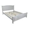 Кровать Фрейя 1.6x2.0 слоновая кость