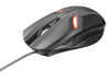 Mouse Trust Ziva Gaming, Black