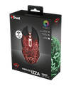 Wireless Mouse Trust GXT 107 Izza Gaming, Black