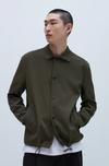 Куртка ZARA Хаки 8369/402/505.