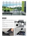 Система опора для фальшпола, база основание BS60 (32-38mm)