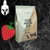 Комплексный протеин для веганов ( Vegan Protein Blend ) - Клубника - 1 KG
