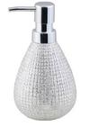 купить Дозатор жидкого мыла Testrut (129120) Silver в Кишинёве