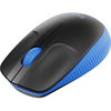 Wireless Mouse Logitech M190 Full-size, Blue