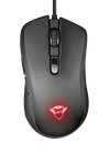 Mouse Trust GXT 930 Jacx RGB Gaming, Black