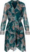 Платье ORSAY Зеленый с принтом orsay 442141