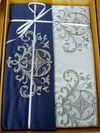 купить Сатиновое постельное белье Тиротекс (175*215/220*240/70*70)(модель 102-10639) в Кишинёве