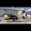 Валик для массажа гладкий Yakimasport 100211