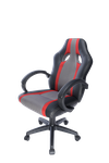 купить Gaming Chair Spacer SP-GC-RED53, Black-Gray-Red в Кишинёве