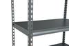 Стеллаж оцинкованный металлический Gama Box 1195Wx480Dx2130 Hмм, 7 полки/МРВ