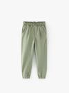 Pantaloni ZARA Verde 5644/678/519