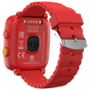 Детские часы Elari KidPhone 4G, Red