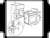 Электрический духовой шкаф AEG BPS351120M