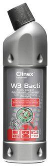 Clinex W3 Bacti 1л дезинфекция и чистка