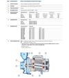 купить Центробежный насос средней производительности Pedrollo HF/51B 0.60 кВт в Кишинёве