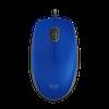 купить Мышь Logitech M110 Blue в Кишинёве