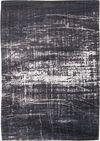 купить Ковёр ручной работы LOUIS DE POORTERE Mad Man White on Black 8655 в Кишинёве