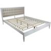 Кровать Валери 1.6x2.0 слоновая кость