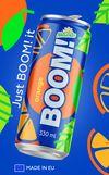 Naturalis BOOM! Orange