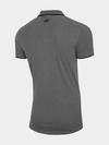 купить Мужская футболка NOSH4-TSM009 MEN-S T-SHIRT MIDDLE GREY MELANGE в Кишинёве