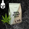 Протеин семян конопли (100% протеин конопли) - Натуральный вкус - 1 кг
