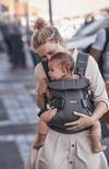 купить Анатомический рюкзак-кенгуру BabyBjorn One Air Anthracite, 3D Mesh в Кишинёве