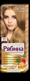 Краска для волос, ACME Рябина Intense, 100 мл., 012 - Светло-русый