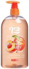 купить Жидкое мыло Keff Peach and Pepper Party 1L 356199 в Кишинёве