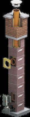 Дымоходная система керамическая - LEIER ECO PLUS