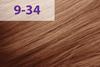 Краска для волос,ACME jNowa Siena CS, 90 мл., 9/34 - золотисто-красный светлый блонд