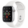 Apple Watch 5 44mm (MWVD2), Silver / White
