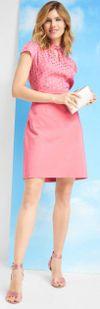 Платье ORSAY Розовый 467186