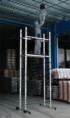 купить Ascara. RULE  Алюминиевая вышка-тура Elkop в Кишинёве