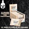 Протеиновый брауни - «Белый шоколад» - Коробка - 12 шт.
