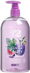 купить Жидкое мыло Keff Fig and Green Tea Party 1L 356182 в Кишинёве