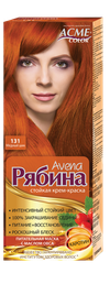 Vopsea p/u par, ACME Рябина Avena, 100 ml., 131 - Chic arămiu