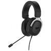 Gaming Headset Asus TUF Gaming H3 , 50mm driver, 32 Ohm, 20-20000Hz, 294g, 3.5mm, Gun metal