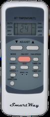 Кондиционер SmartWay SAF/SAN-E12APL