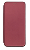 купить Чехол Flip Case Screen Geeks Xiaomi Redmi Note 9, Wine Red в Кишинёве