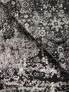 купить Ковёр ручной работы FRESCO FS17 BLACK GREY в Кишинёве